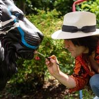 Celebrity-designed lion sculptures to go on display