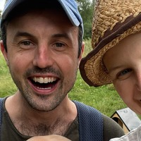 Adventurer takes on biggest challenge with fatherhood