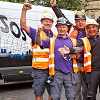 DIY SOS names Nick Knowles' replacement for Big Build Children In Need special