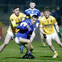 Blow for Glenties as McGettigan is ruled out of Donegal