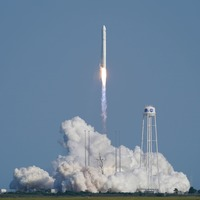 Pizza delivery heads to space station