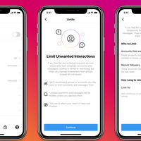 Instagram launches Limits tool to restrict unwanted interactions