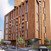 Proposed Scrabo Street apartments site put on market for £3.25m