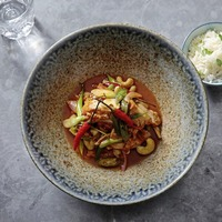 James St South recipes: Chicken and Cashew Curry and Thai Green Curry