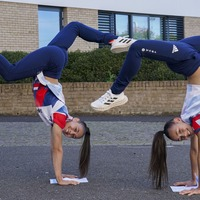 Gadirova twins leap for joy as they collect results after Olympic win