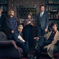 Steven Moffat remembers Una Stubbs as 'irreplaceable heart and soul' of Sherlock
