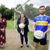 West Belfast GAA club aims to break stigma of mental health issues in sport