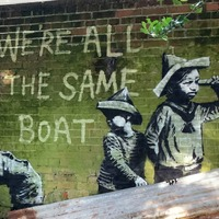 Banksy confirms he was behind streetwork in Suffolk and Norfolk