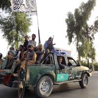 Hamas congratulates Taliban on victory while Iran notes US 'military failure'