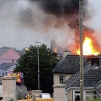 Forty-three firefighters were needed to tackle blaze at unoccupied care home