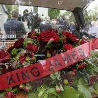 A fitting send-off for Down GAA's 'King' James McCartan