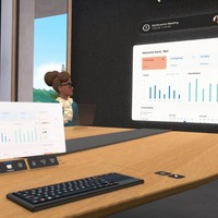 Facebook wants to bring people back together in meetings using VR