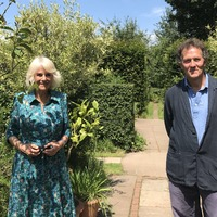 Camilla appears on Gardeners' World and tells of vegetable patch invaders