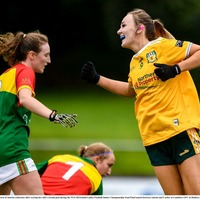 Antrim find something extra to edge Carlow in thrilling All-Ireland semi-final