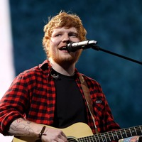 Ed Sheeran challenging himself for number one with Visiting Hours