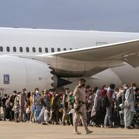 Irish officials hold talks on Afghanistan evacuation