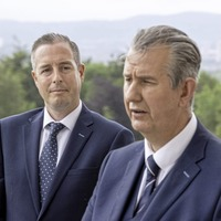 Edwin Poots will 'probably' run for Stormont, but Westminster bid not ruled out