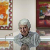 Artist Dame Elizabeth Blackadder dies aged 89