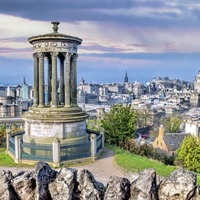 Edinburgh: go for the views, stay for the cocktails