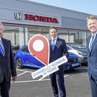 Donnelly Group unveils new £3 million Boucher Road showroom
