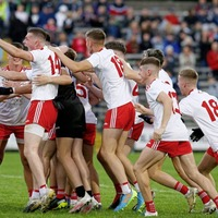 Fox: Solid defence the foundation for Tyrone's run to All-Ireland minor final