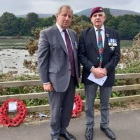 Memorial service for 18 soldiers killed in Narrow Water attack