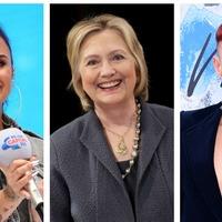 Demi Lovato, Hillary Clinton and Olly Alexander honoured at British LGBT Awards