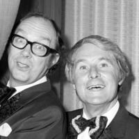 Morecambe and Wise found Monty Python boring, unearthed footage reveals