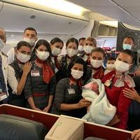 Baby born on Afghan evacuation flight destined for Birmingham