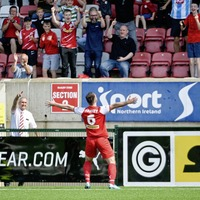 Cliftonville overcome opening day nerves to see off Carrick Rangers