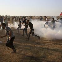 Toddler injured after Israeli settlers attack Palestinian village