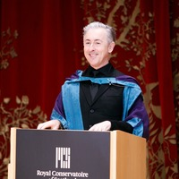 Star Cumming receives honorary doctorate from Royal Conservatoire of Scotland