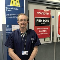 Consultant warns A&E pressures creating 'great threat' for patient and staff safety