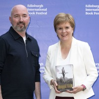 Douglas Stuart speaks about his new novel in interview with Nicola Sturgeon