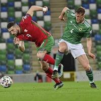 Northern Ireland's new Lion Daniel Ballard 'roaring' to go in Lithuania