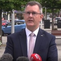 Sir Jeffrey Donaldson: Chief constable has lost the confidence of the unionist community