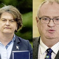 Unionist leaders called for chief constable's head before they resigned within weeks