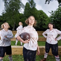 Tara Lynne O'Neill on new football play Rough Girls and the return of Derry Girls