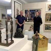 Anne Hailes: Putting the art of Ulster on display