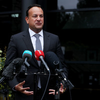 DUP leader 'did not mince his words' about NI Protocol, says Leo Varadkar