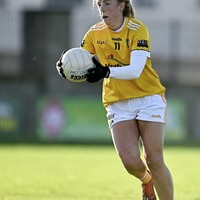 Carey sees bigger picture of competing at higher level with Antrim