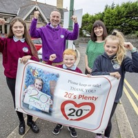 Part-time speed restrictions planned for 99 more school sites