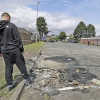 Bonfire 'monstrosities' should not be built on Belfast City Council land without permission, Sinn Féin says