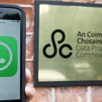 WhatsApp fined 225 million euro by Irish data protection commissioner