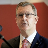 Sir Jeffrey Donaldson calls for change in PSNI policy, or 'change of leadership'