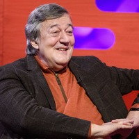 Stephen Fry joins NHS campaign promoting cancer check-ups