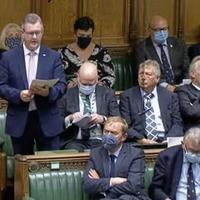 Trade unions attack maskless MPs' 'cavalier' attitude