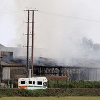 Major blaze at Co Down waste recycling plant believed to be 'accidental ignition'