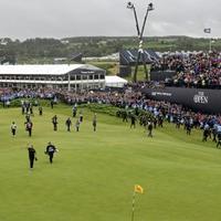 Golf's Open tournament returning to Royal Portrush in 2025
