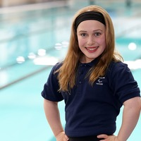 Ellie Robinson: Pandemic fortitude reflected in Paralympics pool return